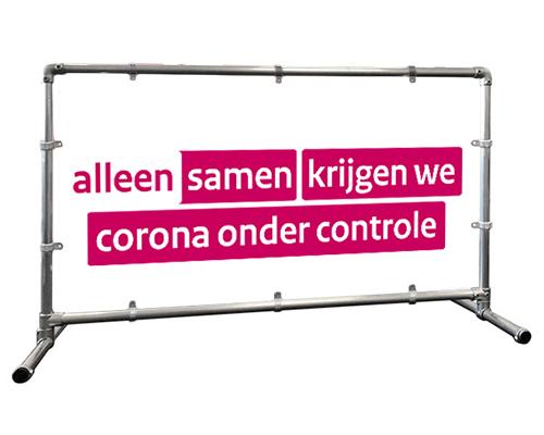 corona-frame-doek