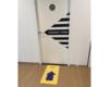 vloerstickers-exit